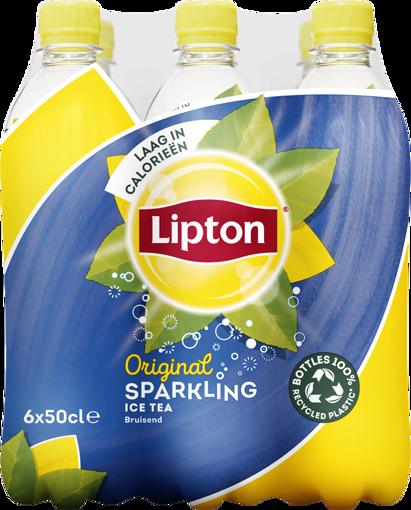 Afbeeldingen van LIPTON ICE TEA 6X50CL PET